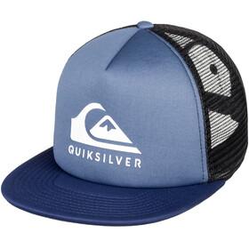 Quiksilver Foamslay Cap Men Bijou Blue